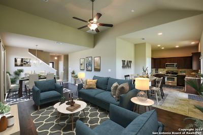 San Antonio Single Family Home New: 3319 Candleside Dr