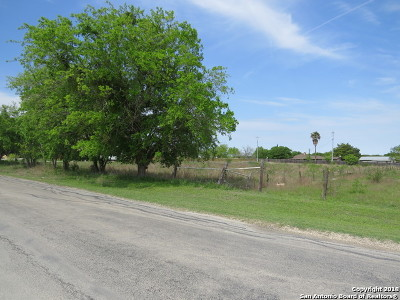 Cibolo Residential Lots & Land Active Option: 2032 Town Creek Rd