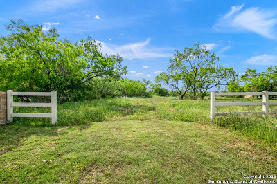 La Vernia Residential Lots & Land For Sale: 2729 County Road 357