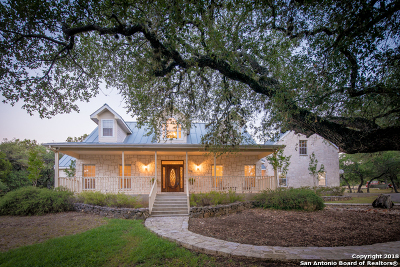 New Braunfels Single Family Home New: 120 Mystic Oak