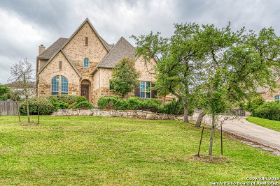 San Antonio Single Family Home New: 1514 Wild Peak