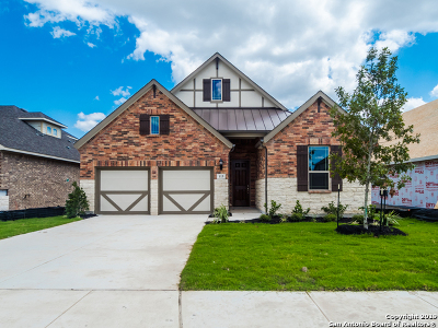 Boerne Single Family Home New: 113 Tiltwood Court