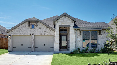 New Braunfels Single Family Home New: 3070 Abens