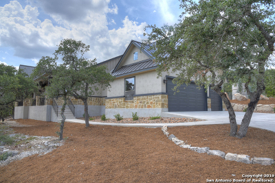 Boerne Single Family Home New: 102 Horizon Crest