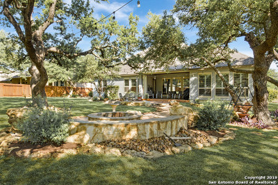 Boerne Single Family Home For Sale: 10202 Clearance