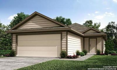 San Antonio Single Family Home New: 10835 Airmen Dr