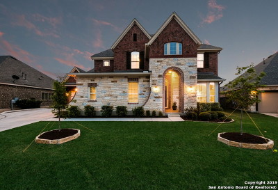 Boerne Single Family Home New: 28831 Pfeiffers Gate