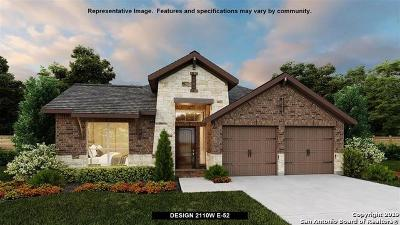 New Braunfels Single Family Home New: 630 Volme