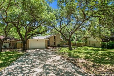 San Antonio Single Family Home New: 1614 Deer Run St