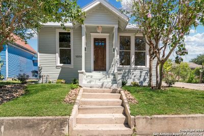 Single Family Home Price Change: 1010 N Hackberry
