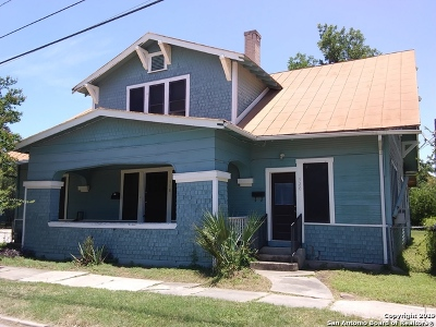 San Antonio Single Family Home New: 520 Paschal St