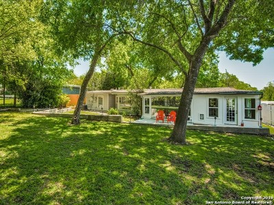 San Antonio Single Family Home New: 721 Rittiman Rd