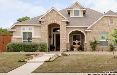 San Antonio Single Family Home New: 3006 Piping Rock