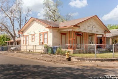 Bexar County Multi Family Home New: 302 Hollenbeck Ave