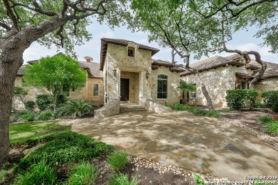 Bexar County Single Family Home New: 214 Geddington