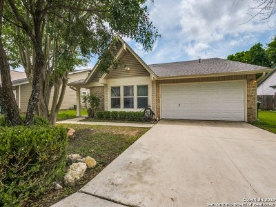 San Antonio Single Family Home New: 9514 Autumn Breeze