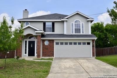 San Antonio Single Family Home New: 1802 Marbach Woods