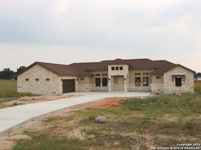 Floresville TX Single Family Home New: $392,314