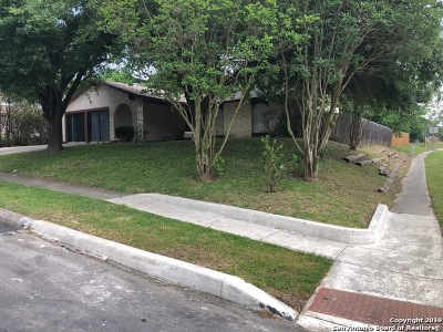 San Antonio Single Family Home New: 14047 Flairwood St