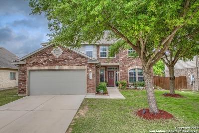 Schertz Single Family Home New: 433 Silver Buckle