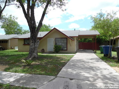 San Antonio Single Family Home New: 6006 Castle Hunt
