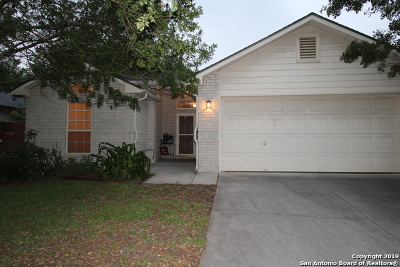 Schertz Single Family Home New: 2808 Berry Patch