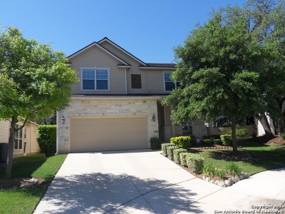 San Antonio Single Family Home New: 7507 Eagle Ledge