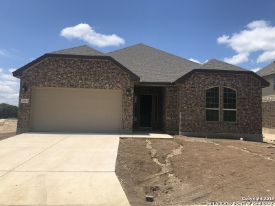 Boerne Single Family Home New: 27614 Camellia Trace