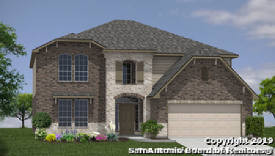 Boerne Single Family Home New: 8322 Narcissus Path