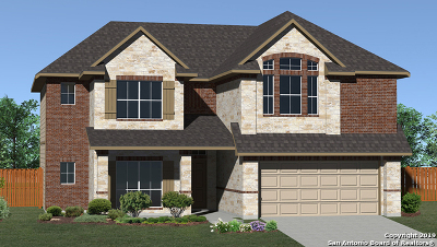 Boerne Single Family Home New: 8318 Narcissus Path