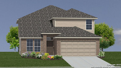 San Antonio Single Family Home New: 5907 Calaveras Way