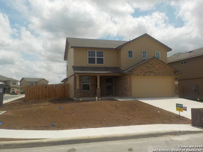 San Antonio Single Family Home New: 11950 Sapphire River