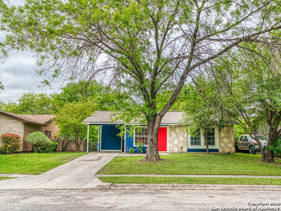 San Antonio Single Family Home New: 5215 Village Haven