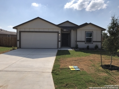 San Antonio TX Single Family Home New: $169,975