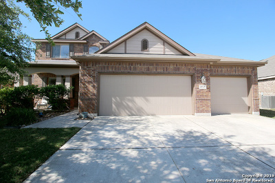 San Antonio TX Single Family Home New: $299,900