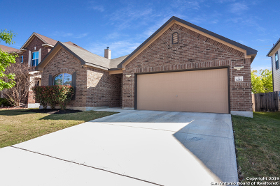 San Antonio Single Family Home New: 1242 Big Lk