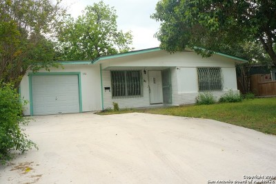 San Antonio Single Family Home New: 331 Dresden Dr