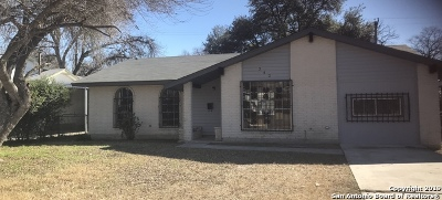 San Antonio Single Family Home New: 342 Como St