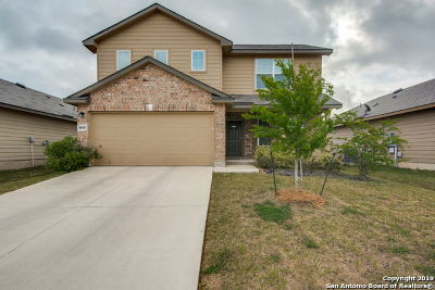 San Antonio Single Family Home New: 8858 Belgian Falls