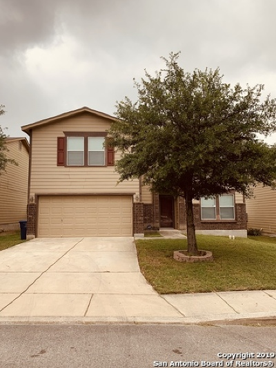 San Antonio Single Family Home New: 9231 Mimosa Mnr