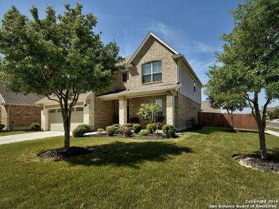 Cibolo Single Family Home New: 929 Resaca