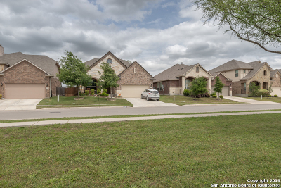 Cibolo Single Family Home New: 637 Bison Ln