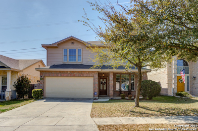 Helotes Single Family Home Active Option: 13619 Topaz Lk