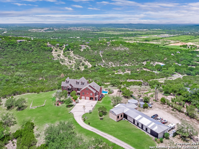 San Antonio Single Family Home New: 3335 Single Peak