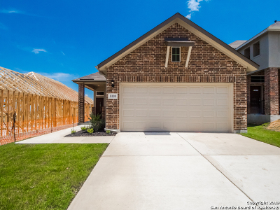 Converse Single Family Home Price Change: 5110 Longhorn River