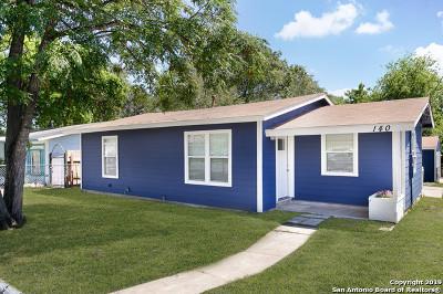 San Antonio Single Family Home New: 140 Baird St