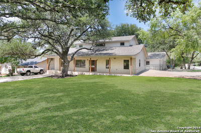 San Antonio Single Family Home New: 1702 Mountjoy St