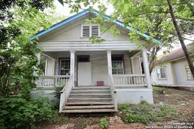 Single Family Home New: 2815 Monterey St