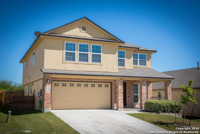 New Braunfels Single Family Home New: 2938 Post Oak Circle