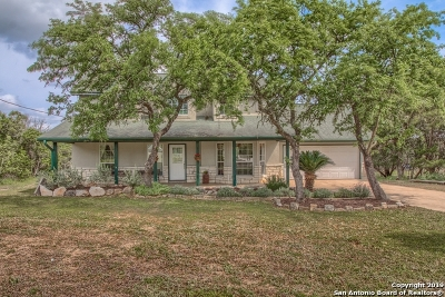 New Braunfels Single Family Home New: 3051 Summit Dr